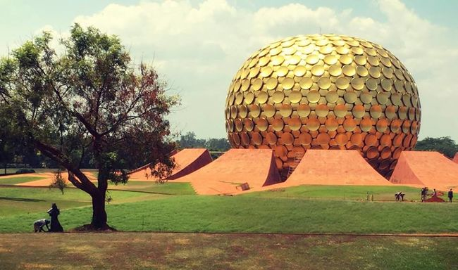 Photos of Auroville, Tamil Nadu, India 1/1 by ANKITA DEY