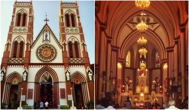 Photos of Church, Ariyankuppam, Pondicherry, India 1/1 by ANKITA DEY
