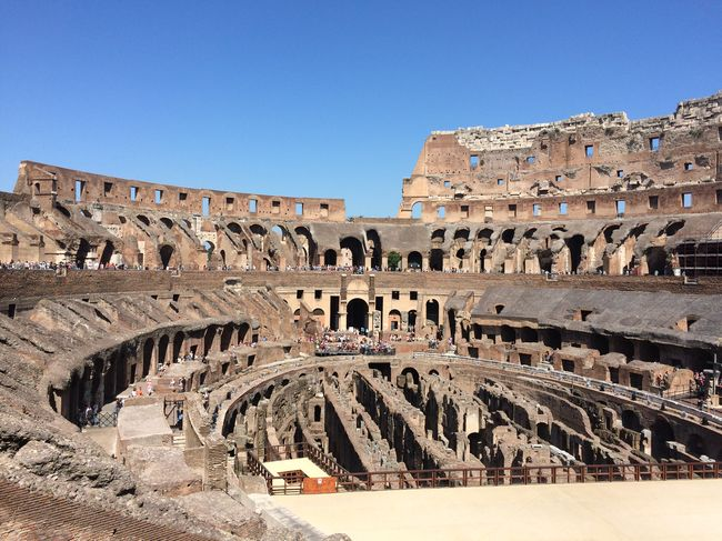 Imperial Rome, Going Back in Time