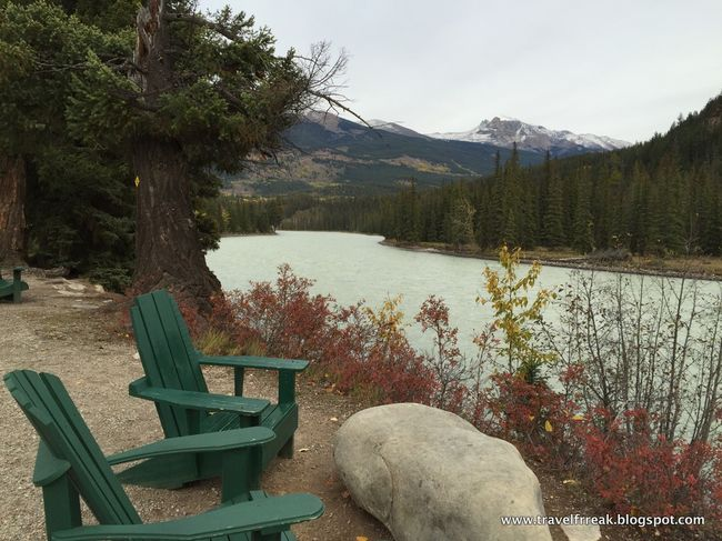 Jaunt in the Canadian Rockies (2) : Jasper National Park