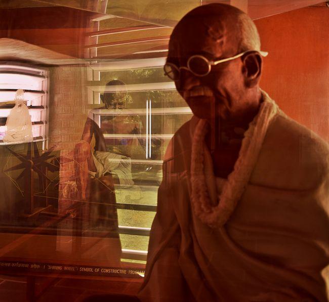 Bapu's Satyagrahi vision: Sabarmati Ashram, Ahmedabad