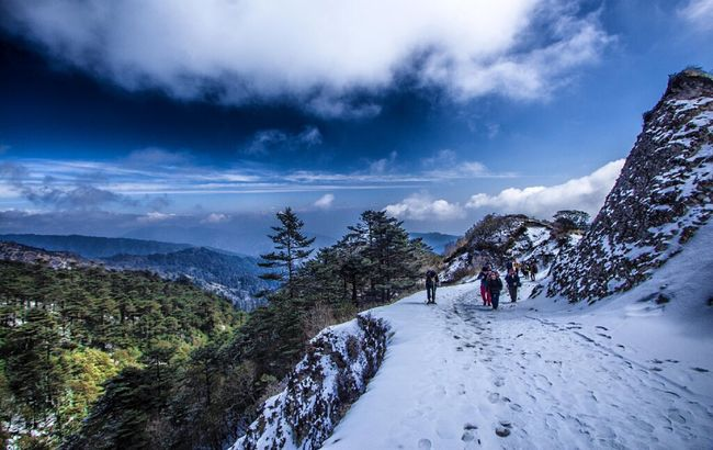 7 Upcoming Winter Treks If You Love Chasing Snow And Sun Burn