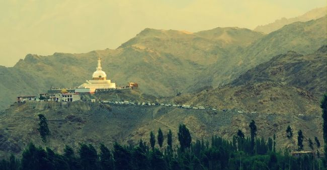 Ladakh, in the pursuit of happiness