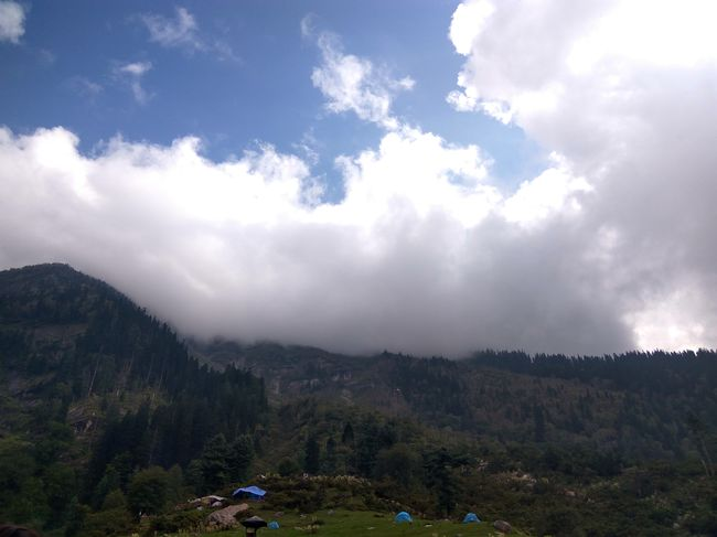 Can't decide on your first ever trek? Here's why it must be Kheerganga!