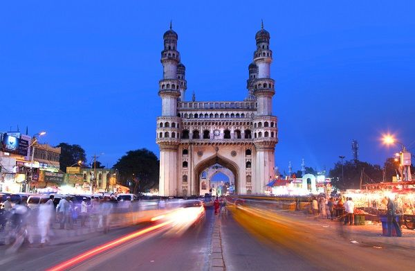Hello Hyderabad!: My Tryst with the City