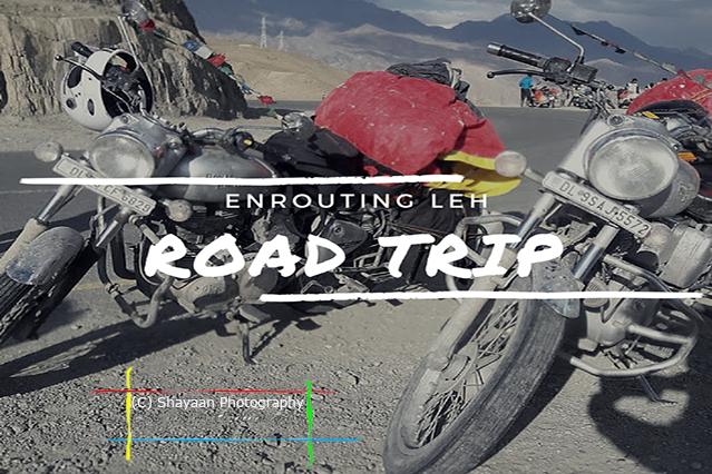 3 Riders | Hat-trick Trip | Royal Enfield | Getting Leh-Aid