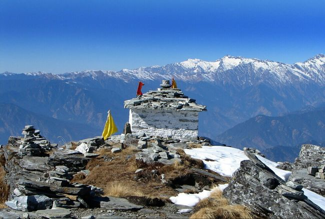 Haven on earth. Away from  mechanical world. ( chopta uttrakhand )