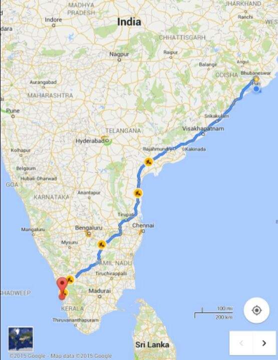 Kochi: Wanderer's spirit