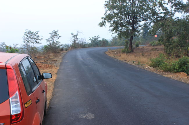 Day's drive to Diveagar beach, Aarvi beach and Srevardhan!!!