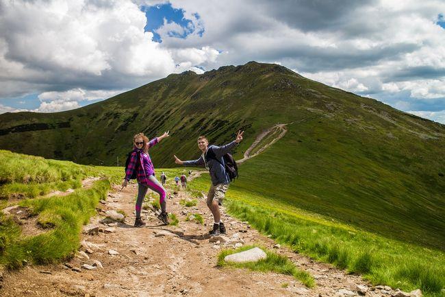 The most beautiful ridge hike in Slovakia