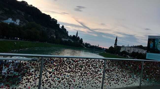 Hallstatt_Salzburg and Austrian Moments