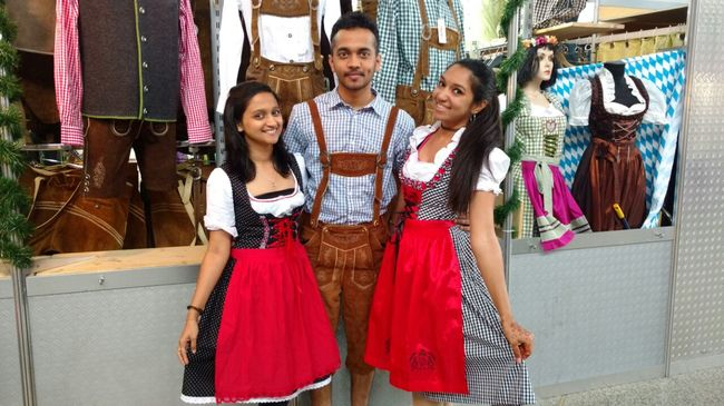 My Take on the Oktoberfest!