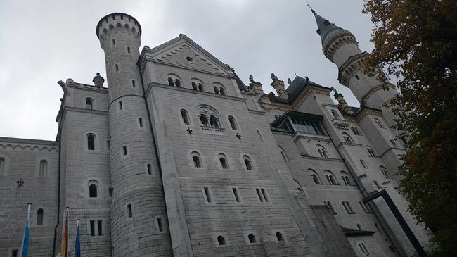 Neuschwanstein Castle – The Disney inspired castle .. Why?