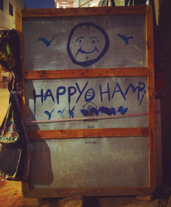 Hampi - A historical delight