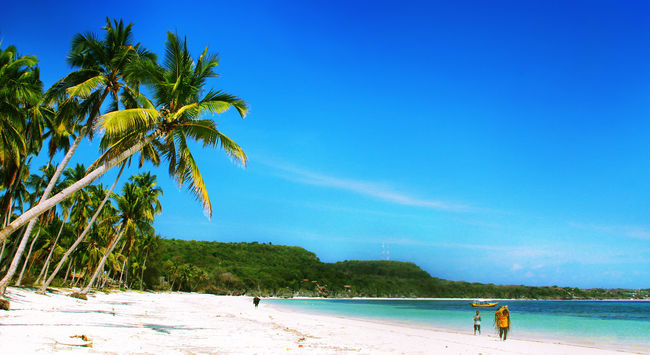 Isolated Tropical Beach: Tanjung Bira, Indonesia