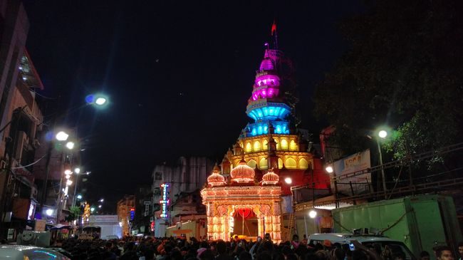 Ganesh Immersion-Pune 2016