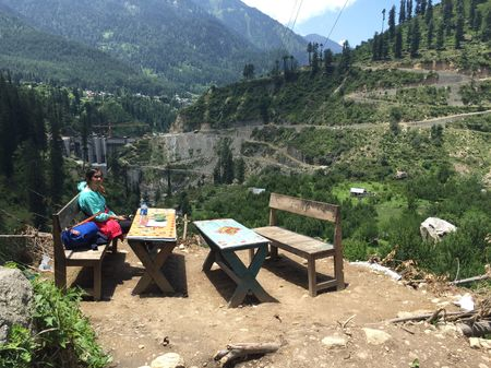 The dope and the rainbow capital of India – Kasol
