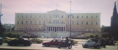 The Great Greek Chronicles: My rendezvous with this beauty
