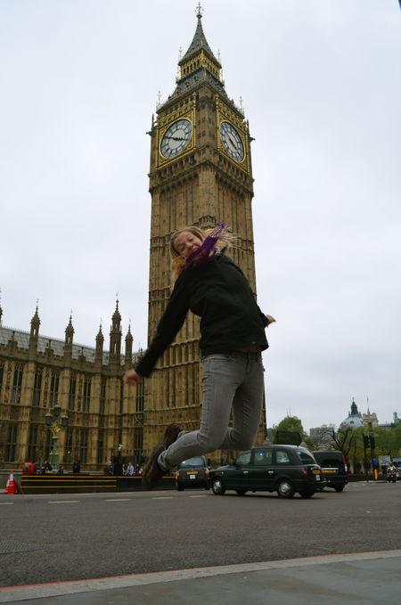 An American Bookworm in London