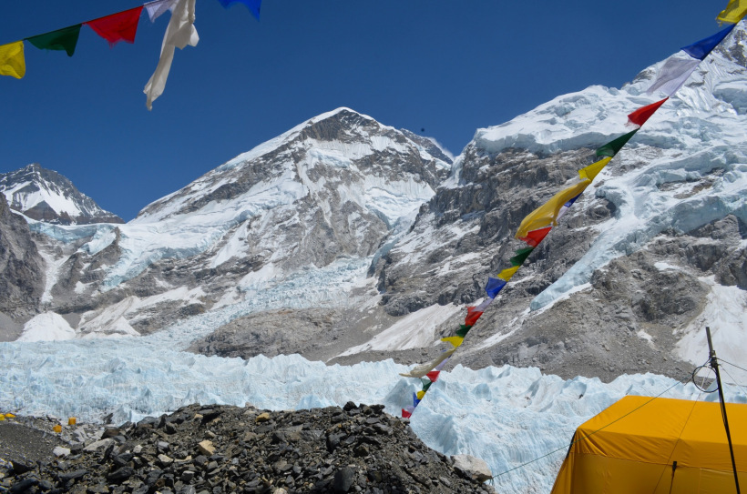 Photos of Everest Base Camp Trek in 30 Photos ! 1/1 by Alok Nanda