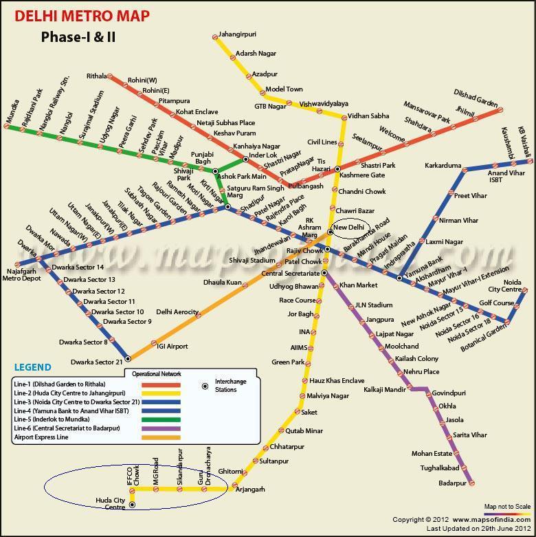 Hotels Near Green Park Metro Station Delhi
