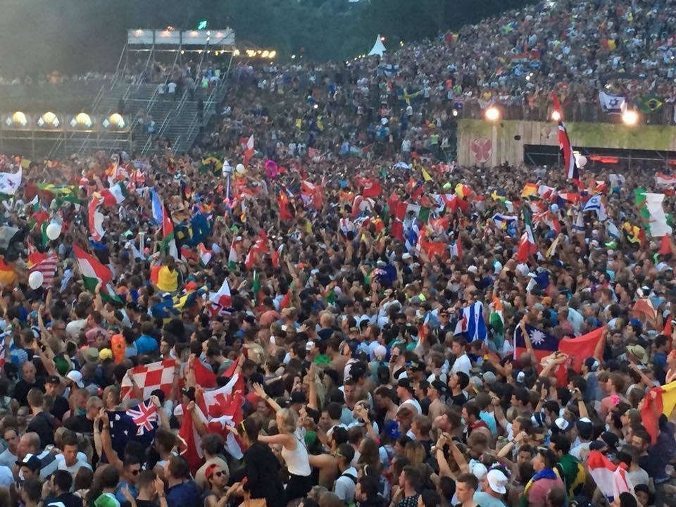 Tomorrowland : Mecca for EDM fans