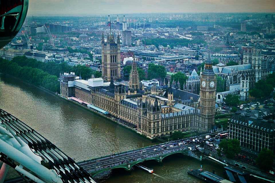 Central London - A Very Touristy Itinerary by Akriti Sinha