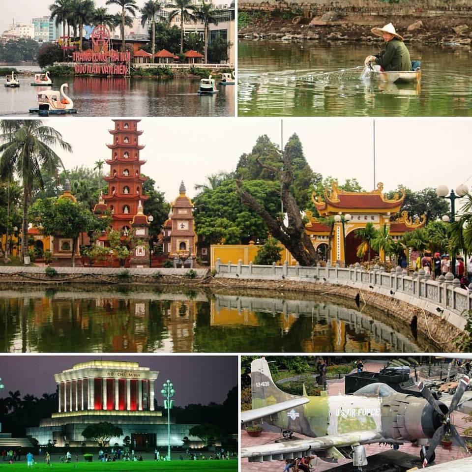 Vietnam highlights in 15 days (free visa)