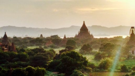 Myanmar: Exploring Pagodas by E-bike - Bagan - Can Travel Will Travel