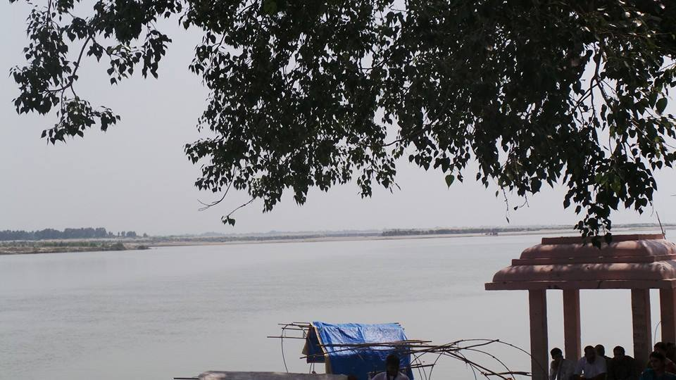 Photos of Bithoor_ Banks Of River Gangey 1/5 by Saurabh Shukla