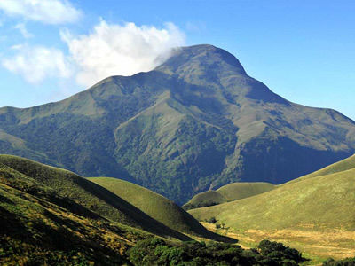 Highest Peaks in Western Ghats