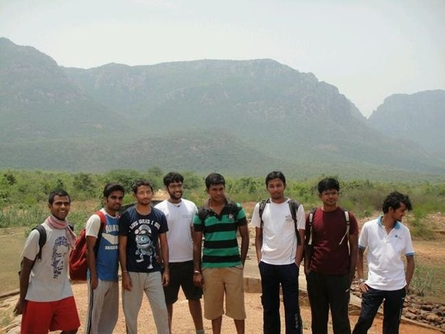 Trek to Aree Falls, Nagalapuram, Andhra Pradhesh