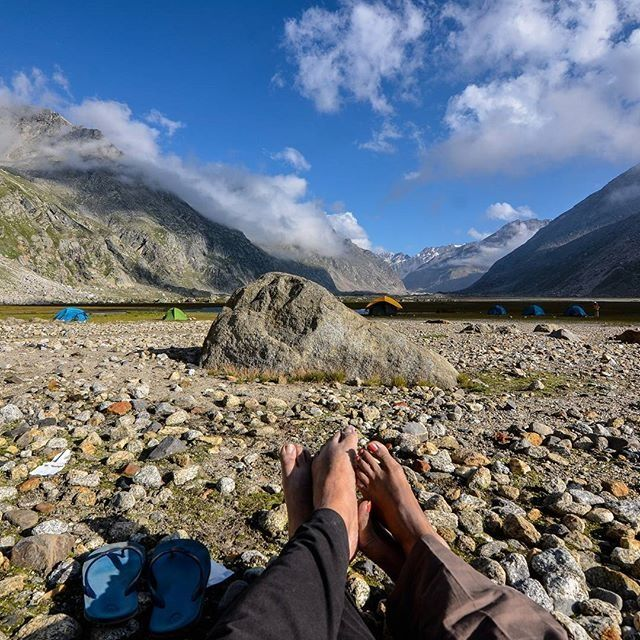 Brahma Kumaris Positive Thinking Quotes: Kheerganga: A Trek You Wont Forget By Shivani Sharma