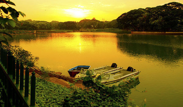 Image result for ulsoor lake bangalore