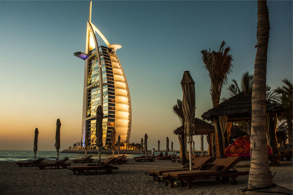 Here's Why You Need To Start 2018 With A Night In An Uber-Luxe Jumeirah Hotel In Dubai