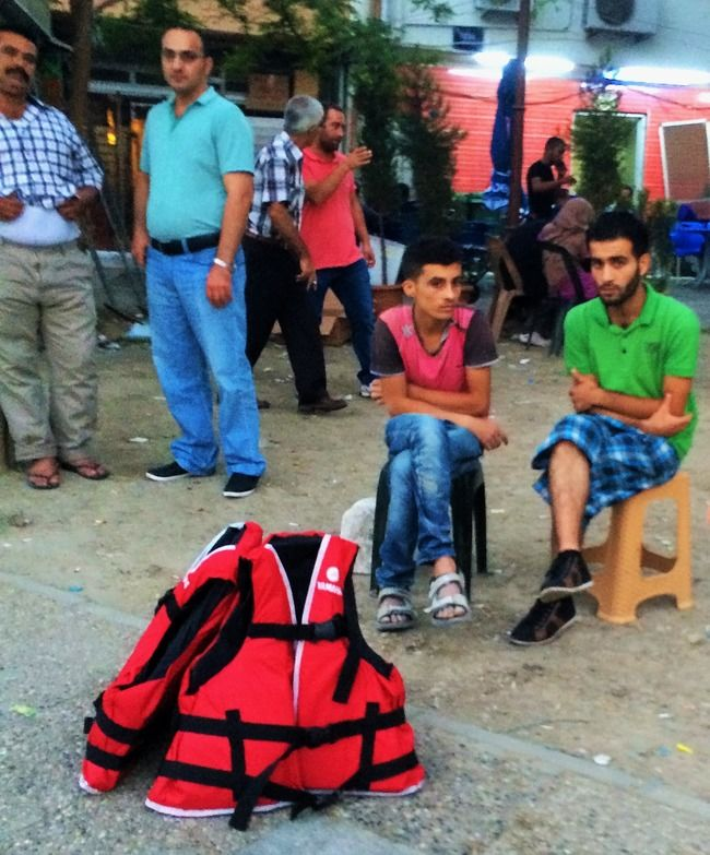 Face To Face With The Refugee Crisis In Turkey