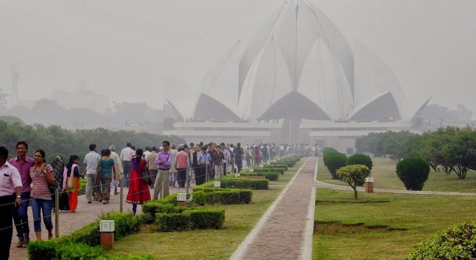 Top 7 places to see in Delhi