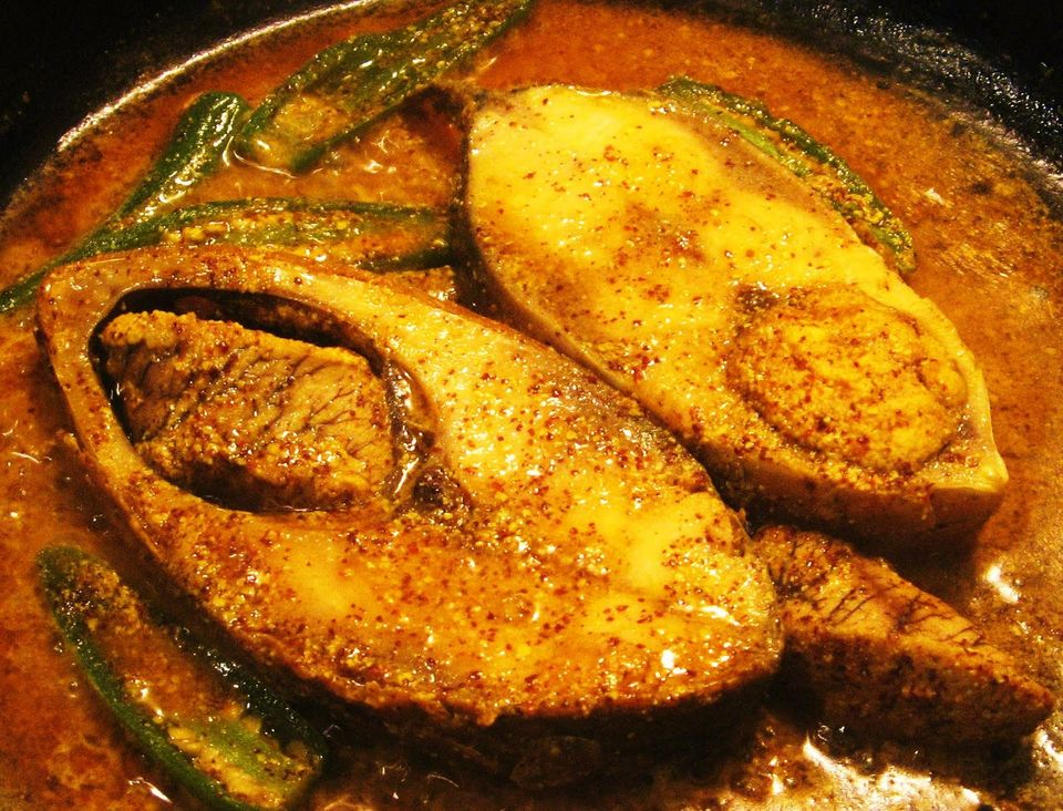 Photos of Mouthwatering Non-Veg Dishes from ODISHA  1/15 by Travellian.com