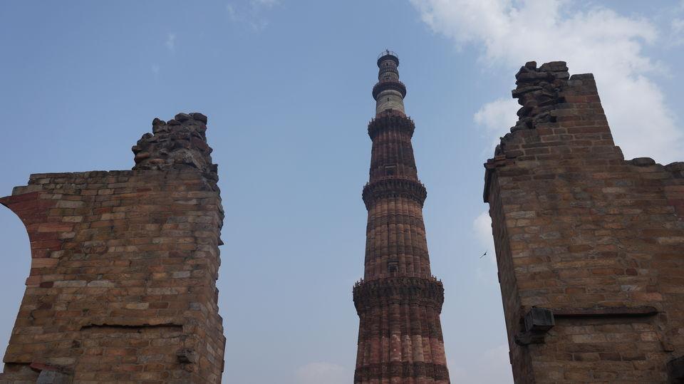 Delhi for history buffs !!