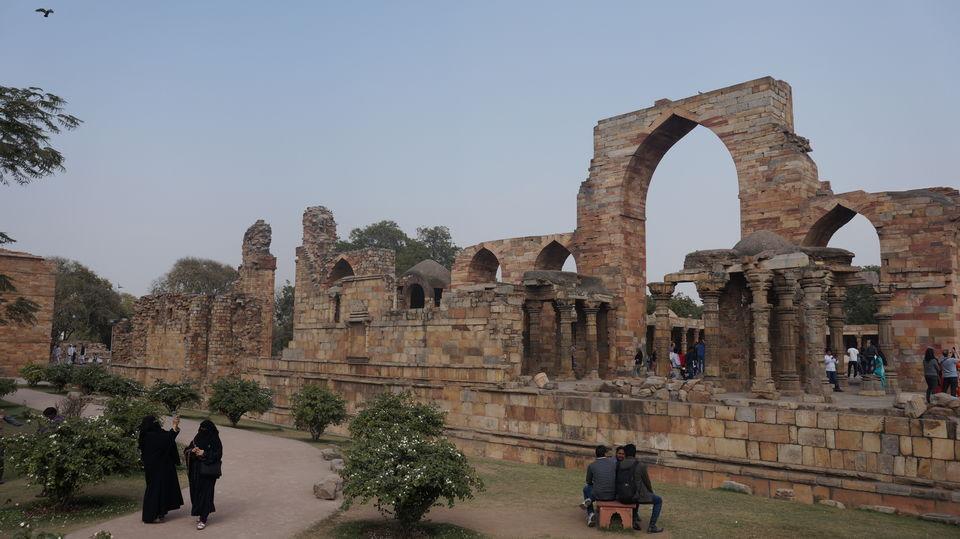 Photo of Delhi for history buffs !! 3/46 by Aditya Sen