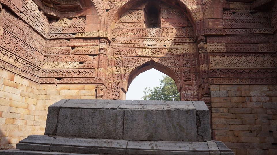 Photo of Delhi for history buffs !! 5/46 by Aditya Sen