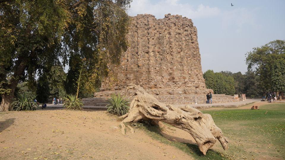 Photo of Delhi for history buffs !! 7/46 by Aditya Sen