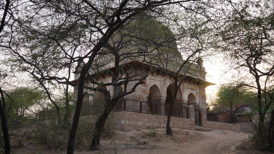 Photo of Delhi for history buffs !! 20/46 by Aditya Sen
