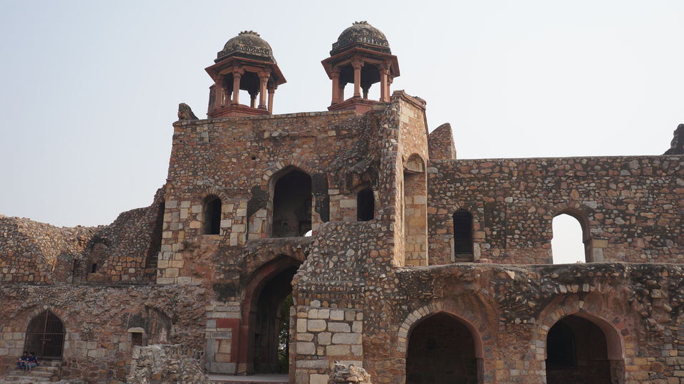 Photo of Delhi for history buffs !! 21/46 by Aditya Sen