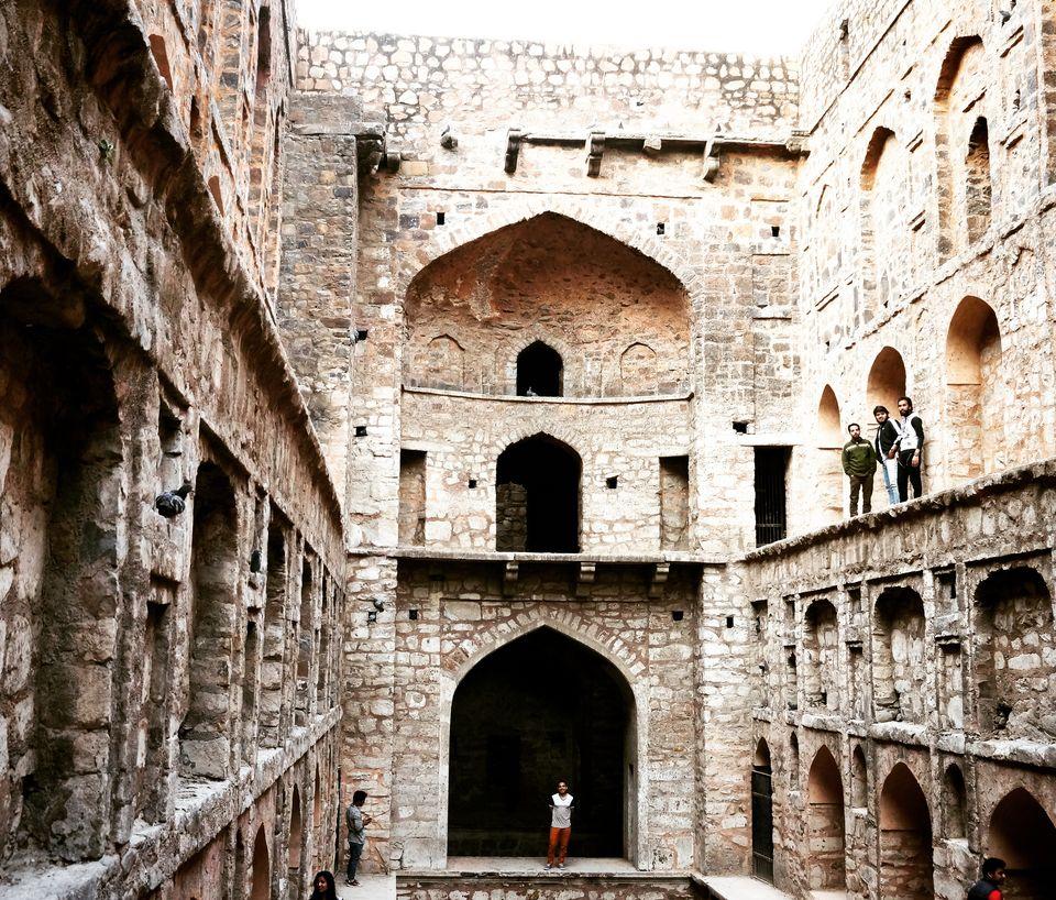 Photo of Delhi for history buffs !! 29/46 by Aditya Sen