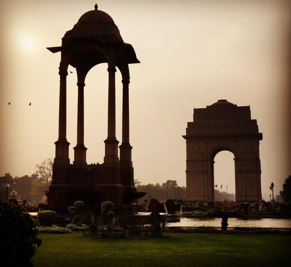 Photo of Delhi for history buffs !! 35/46 by Aditya Sen
