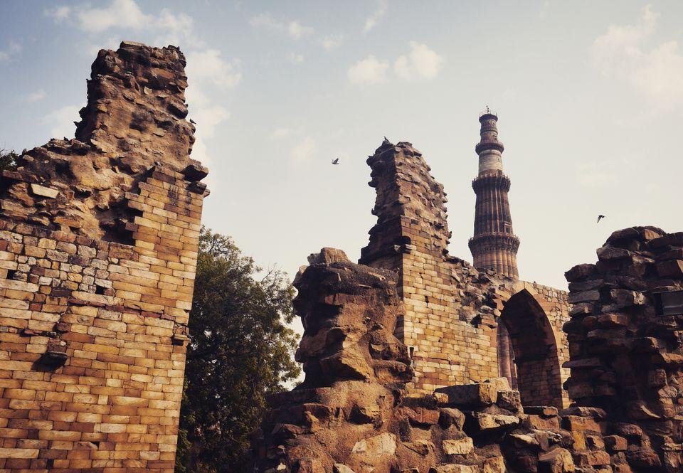 Photo of Delhi for history buffs !! 36/46 by Aditya Sen