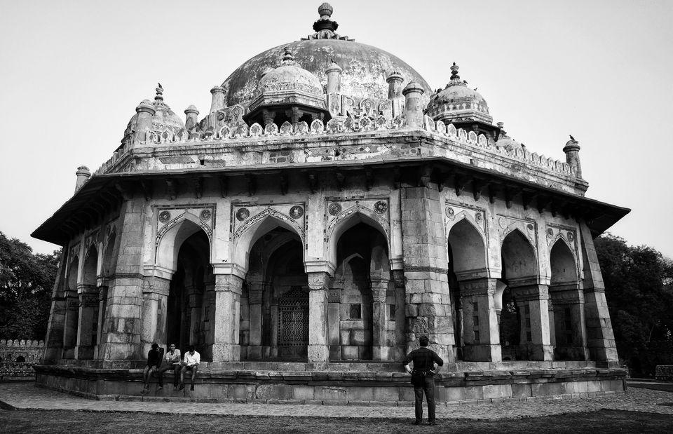 Photo of Delhi for history buffs !! 39/46 by Aditya Sen