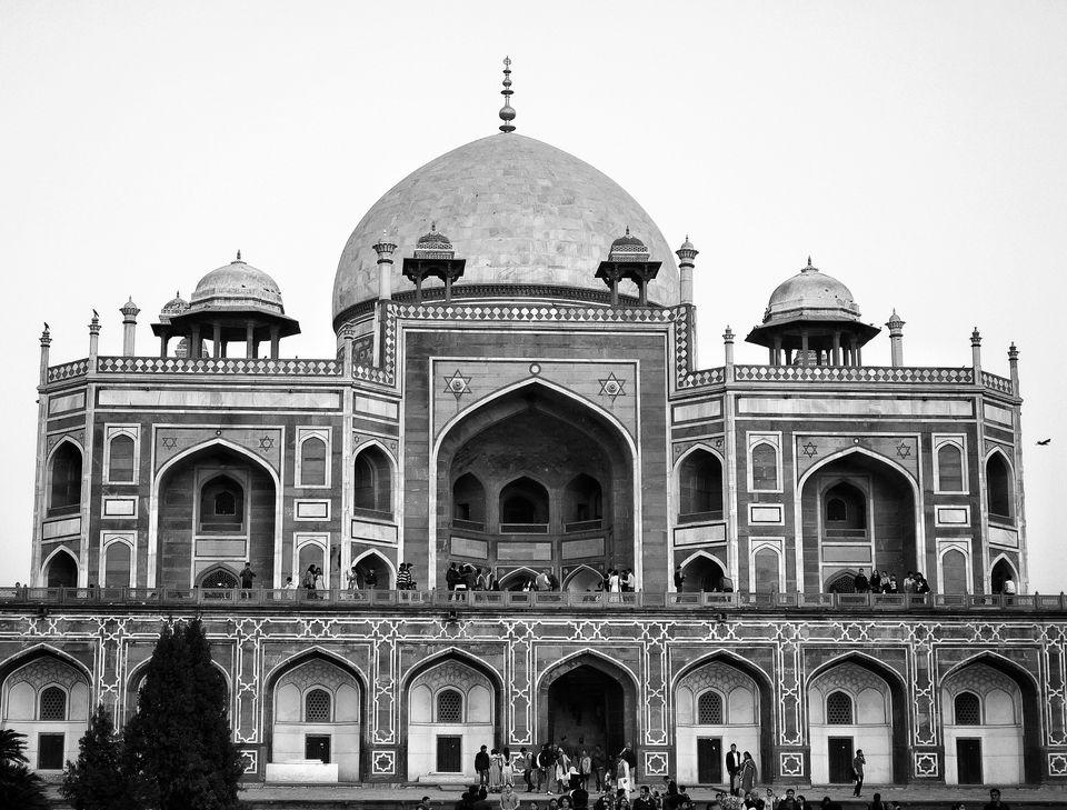 Photo of Delhi for history buffs !! 41/46 by Aditya Sen