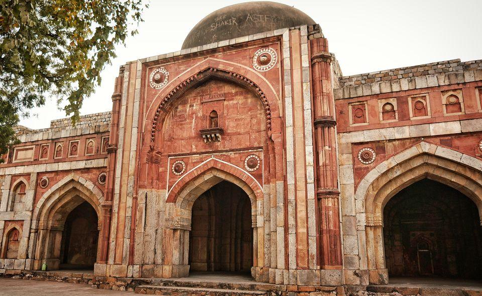 Photo of Delhi for history buffs !! 42/46 by Aditya Sen